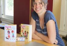 Writer Anica Mrose Rissi