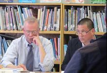 Superintendent evaluation process discussed