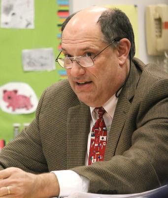Superintendent Chris Elkington