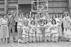 1987 Girls State Champions