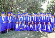 Deer Isle-Stonington High School graduation