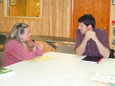 Island selectmen discuss mutual issues, goals