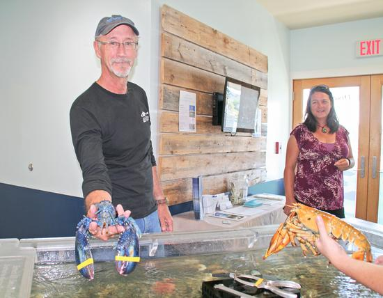 Marine trades teacher joins Maine Center for Coastal Fisheries