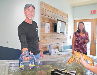 Marine trades teacher joins Maine Center for Coastal Fisheries
