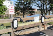 EV chargers coming to Stonington