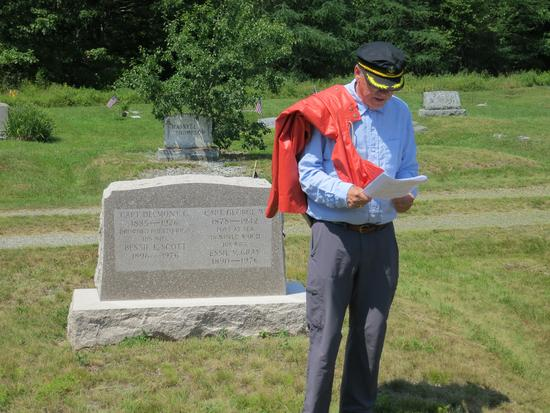 Captain George Torrey Sr.