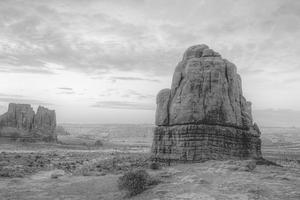 The Utah landscape