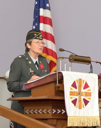 Speaker Lee Fay