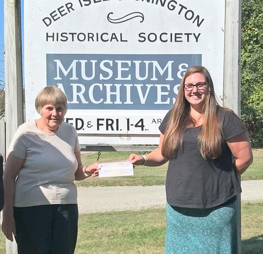 Golfing fun translates into funds for Deer Isle-Stonington Historical Society