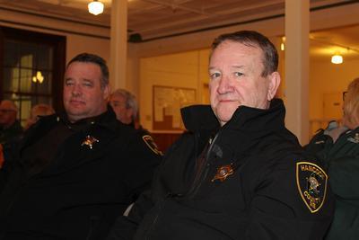 Hancock County sheriffs