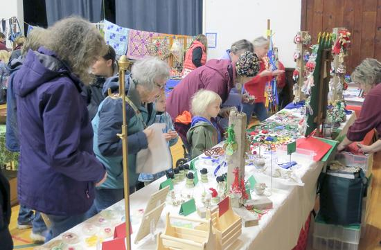 Stonington's Holiday Craft Fair