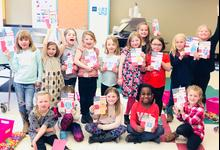 Local Girl Scouts treat troops