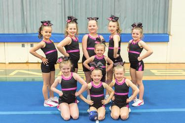 The Island Cheer Minis