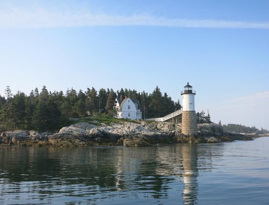 The lighthouse today