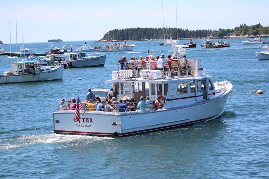 Otter charter
