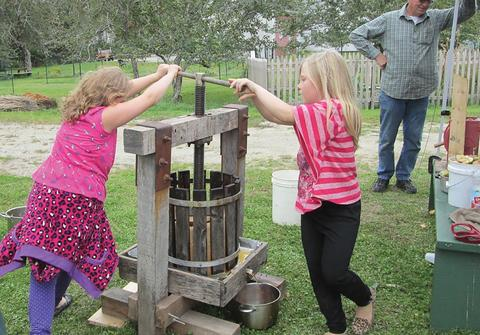 Cider Day in Deer Isle