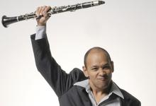 Clarinetist Evan Christopher