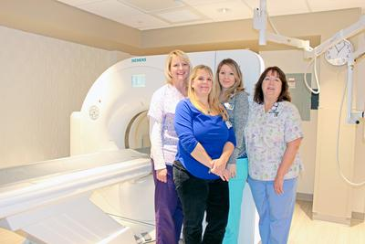 New CT scanner for Blue Hill Memorial Hospital
