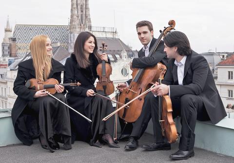 The Minetti Quartett
