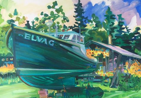 Jill Hoy Gallery opens 33rd season