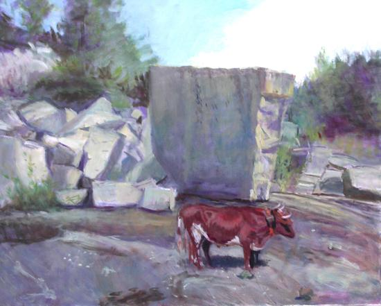Stonington artist to show work at Kneisel Hall