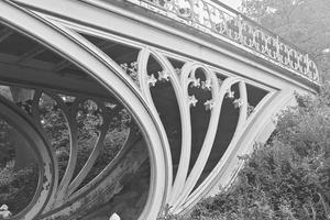 Restoring Central Park bridges