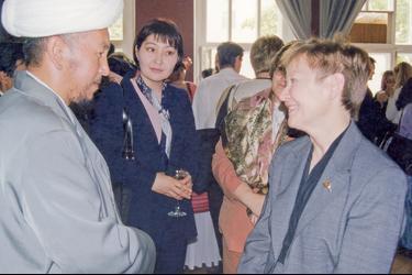 Kyrgyzstan reception
