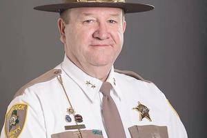 Sheriff Scott Kane