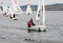 Light winds stifle Downeast Invitational Regatta
