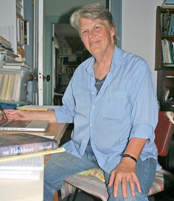 Author Beatrix Gates