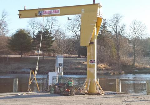 Crane for sale?
