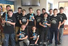 BHCS chess team takes the championship