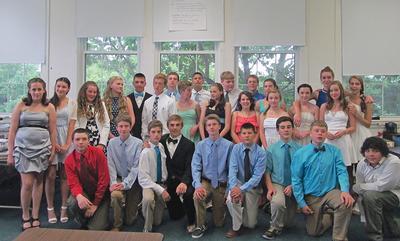 BHCS celebrates 2014 graduates