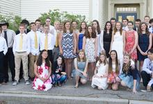 Blue Hill Consolidated School Class of 2015