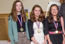 BHCS students film winning documentary