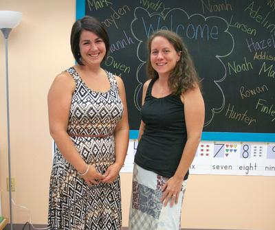 BHCS gets ready for pre-K