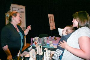 BHMH wellness fair focuses on women