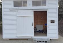 New BYC shed