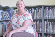 Bay School's new Director, Marcia Diamond