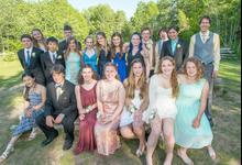Bay School graduates Class of 2015