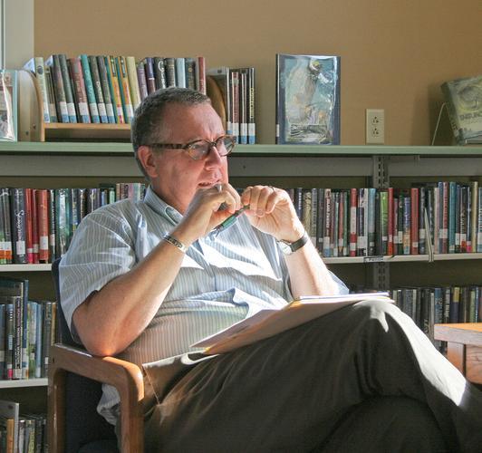A new principal for Brooksville school
