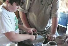 Brooksville students learn art of pottery