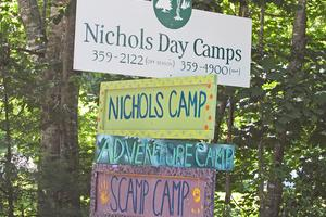 Finding the way around Nichols Day Camps
