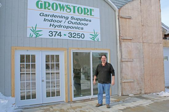 Grow Store for Blue Hill