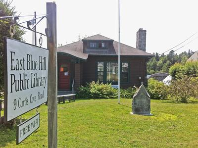 The East Blue Hill Public Library