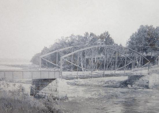 Falls Bridge, the 1926 version