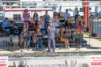 GSA Jazz Band to entertain fairgoers