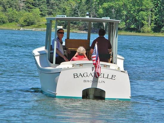 The Bagatelle is launched