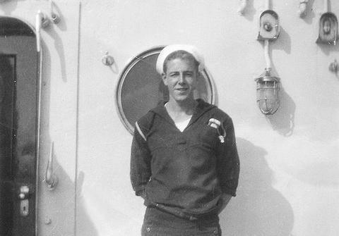 Sydney Jones: submariner