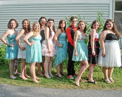 The Sedgwick Elementary School Class of 2014